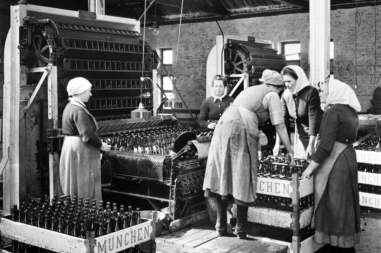 Brewey workers.