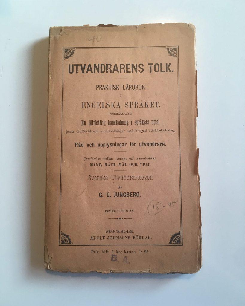 The emigrant's interpreter