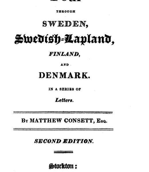 A Tour Through Sweden