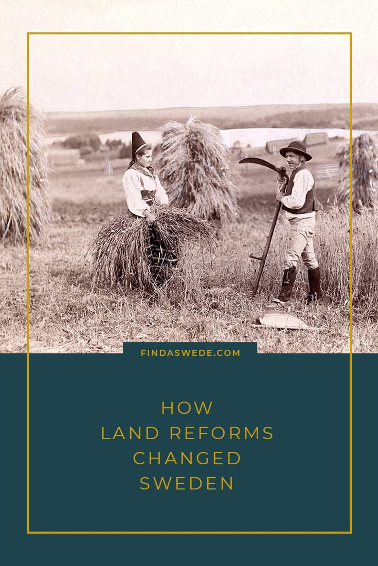 How Land Reforms Changed Sweden